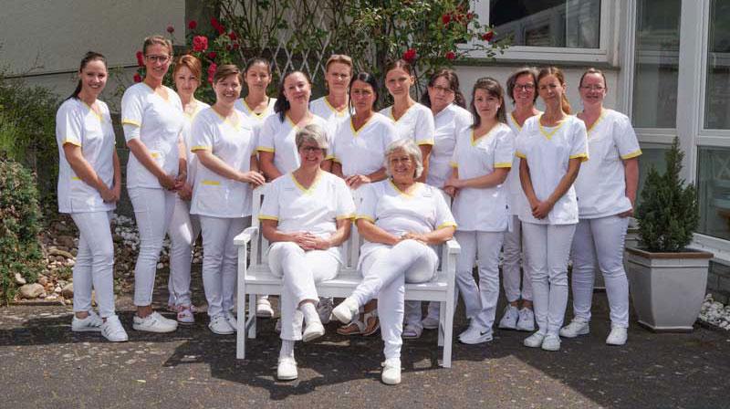 Zahnarztpraxis Dr. Stijohann Lipperode Team 2020